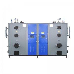 600公斤生物质蒸汽发生器